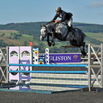 BRITISH SHOWJUMPING - SENIORS - INGLISTON CC