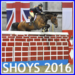 SCOTTISH HORSE OF THE YEAR SHOW 2016